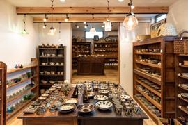 1階売場の画像01|岡山の民芸雑貨店 FRANK暮らしの道具